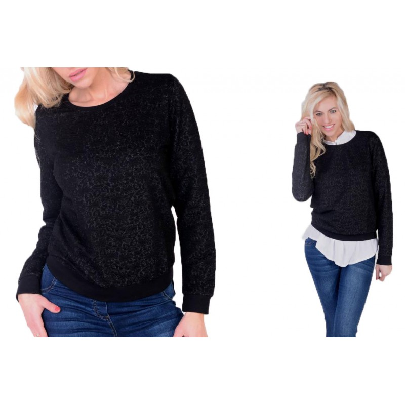 Klasyczny sweterek London P642