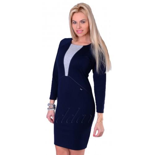 Elegancka sukienka exclusive P821
