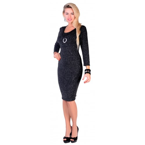 Sukienka sylwestrowa P285