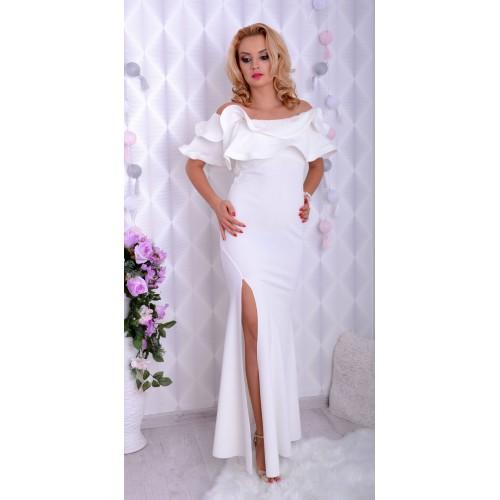 Balowa długa suknia P203