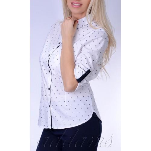 Modna elegancka koszula ZARRA P667
