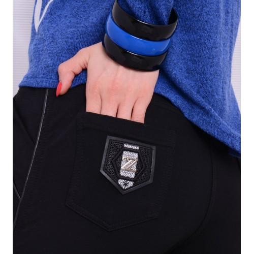 Spodnie luksusowa litera Z P345