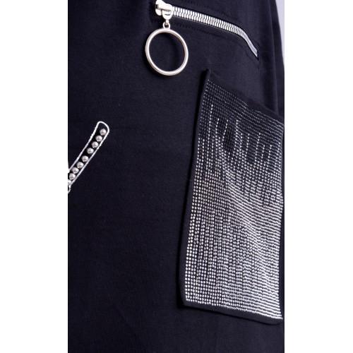 Designerska sukienka sportowa FABULOUS P508