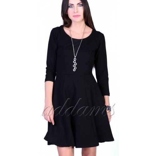 Sukienka rozkloszowana talia P816