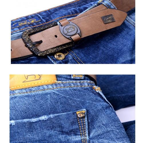 Orginalne modne jeansy marki What's Up P356