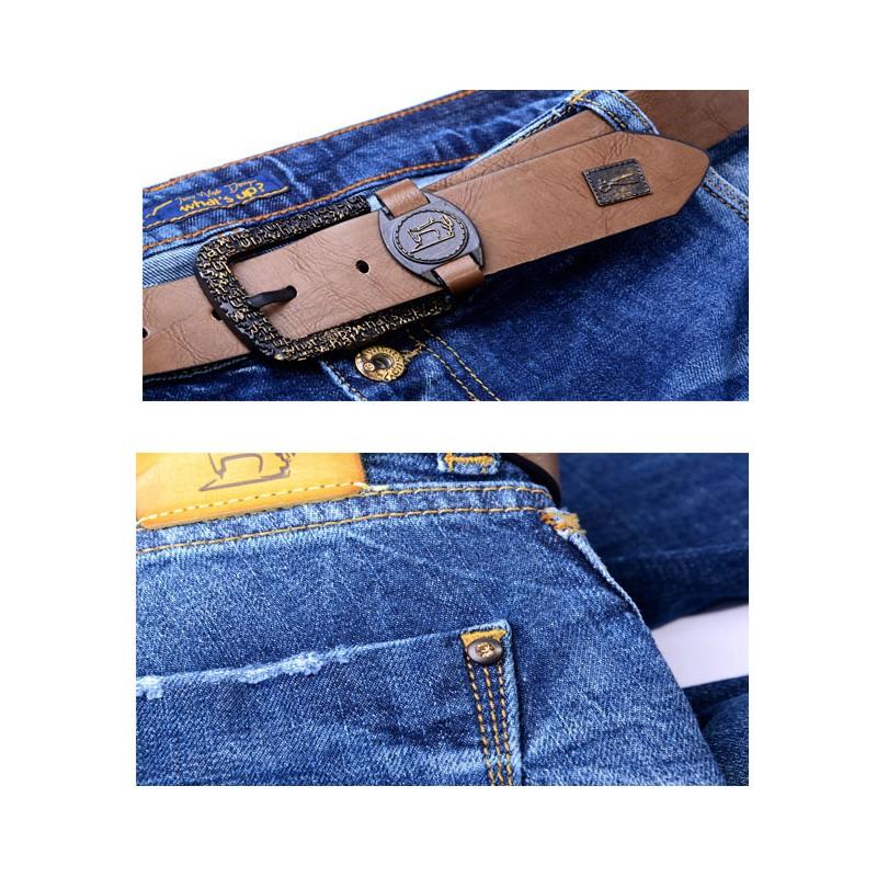 Orginalne jeansy marki What's Up P356
