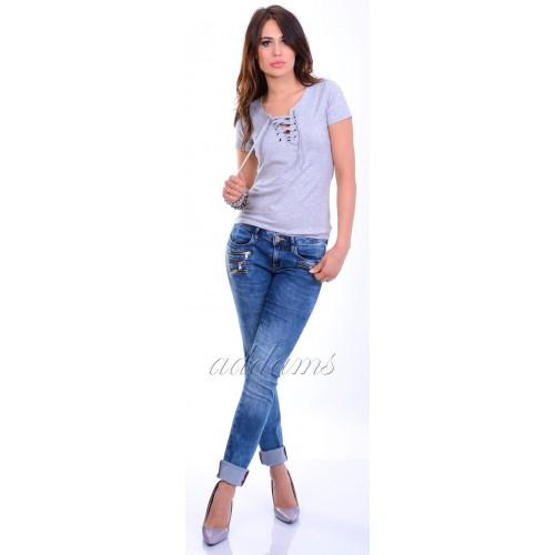 Modne orginalne jeansy MOS MOSH P360