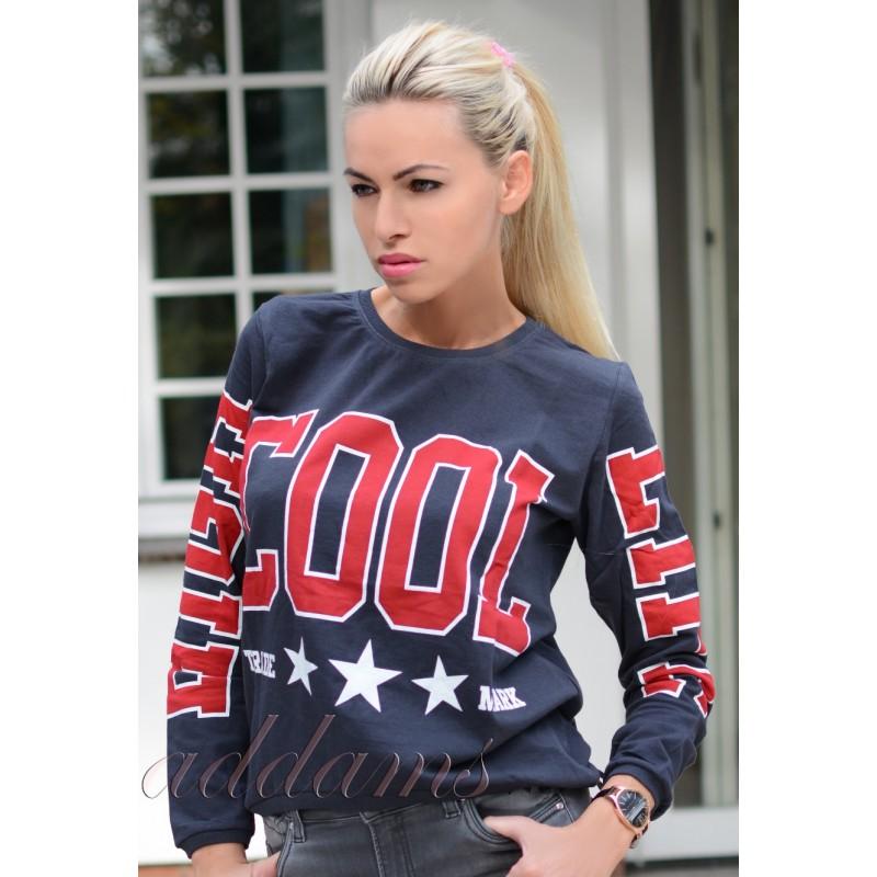 Asymetryczna bluzka COOL P632